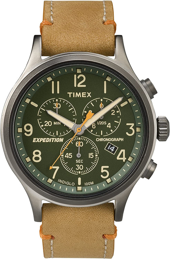 TIMEX MEN'S EXPEDITION CHRONOGRAPH