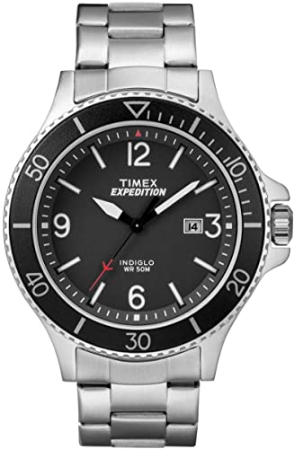 TIMEX MEN'S EXPEDITION WATCH