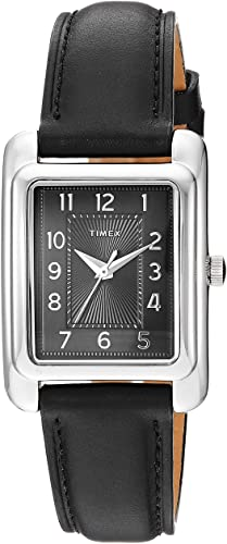 TIMEX LADIES' RECTANGULAR WATCH