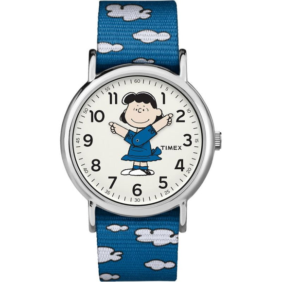 TIMEX CHILDREN'S PEANUTS WATCH