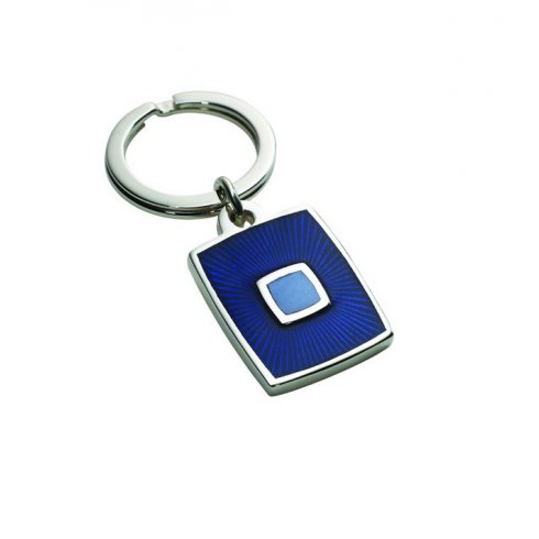 CARRS STERLING SILVER KEYRING