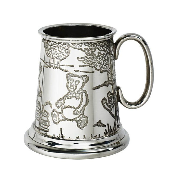 WENTWORTH PEWTER CHILDS MUG