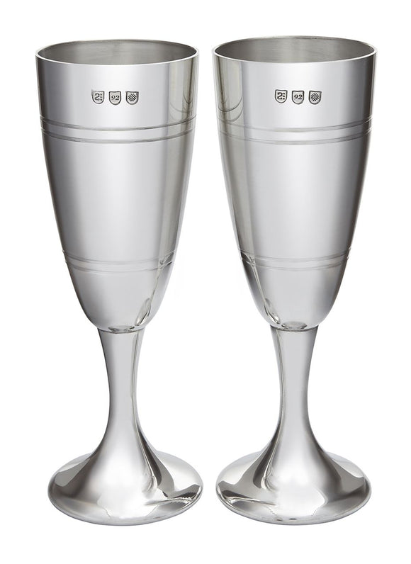 WENTWORTH PEWTER FLUTES