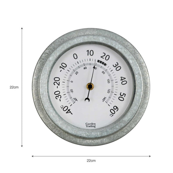 GARDEN TRADING ST IVES OUTDOOR THERMOMETER