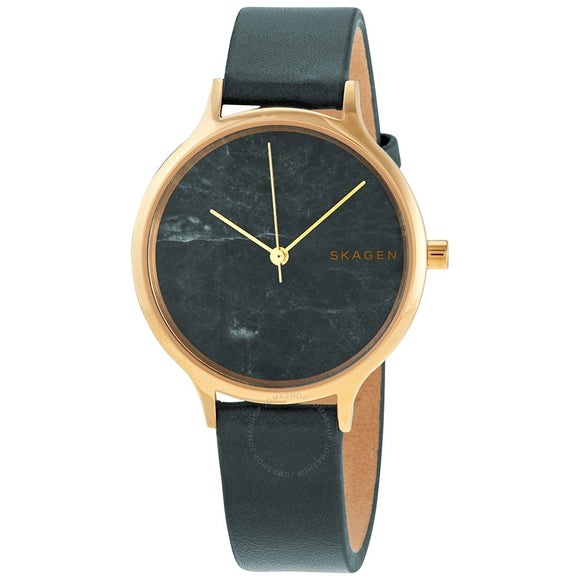 SKAGEN LADIES' ANITA GOLD TONE WATCH