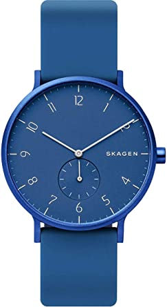 SKAGEN MEN'S AAREN KULOR BLUE WATCH