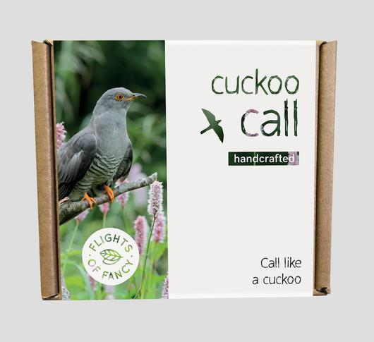 FLIGHTS OF FANCY CUCKOO BIRD CALL