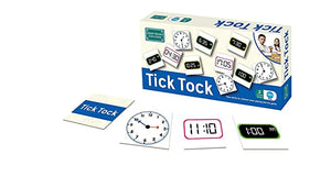 TICK TOCK LEARNING TIME GAME