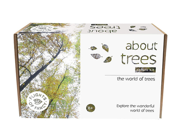 FLIGHTS OF FANCY - ABOUT TREES NATURE KIT