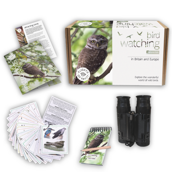 FLIGHTS OF FANCY - BIRD WATCHING KIT