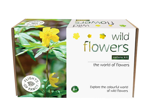 FLIGHTS OF FANCY - WILD FLOWERS NATURE KIT