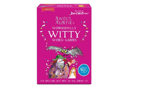 DAVID WALLIAMS AWFUL AUNTIES WONDERFULLY WITTY WORD GAME