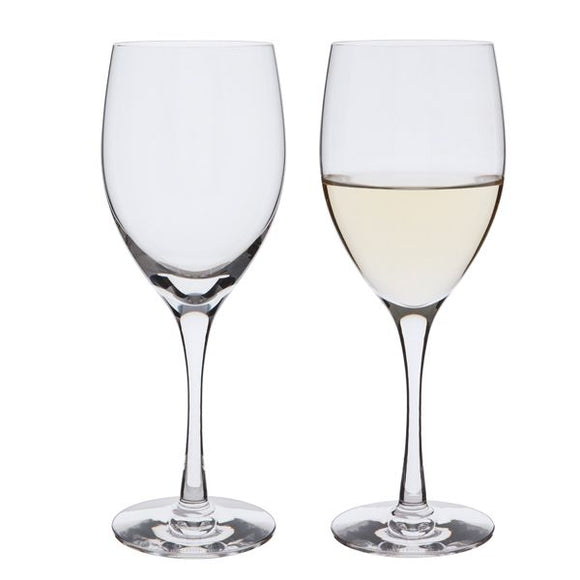 DARTINGTON PAIR OF WHITE WINE GLASSES