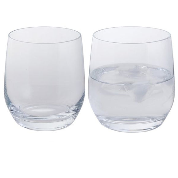 DARTINGTON PAIR OF TUMBLERS