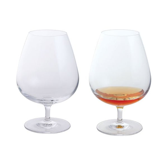 DARTINGTON PAIR OF BRANDY GLASSES
