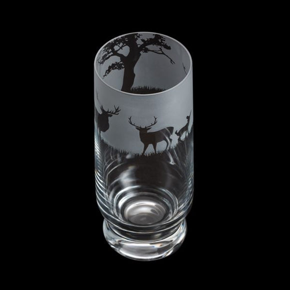 DARTINGTON STAG HIGHBALL GLASS