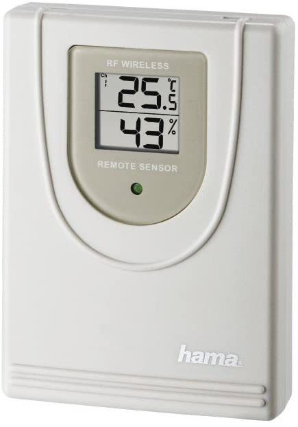 HAMA TS34A OUTDOOR WEATHER STATION SENSOR