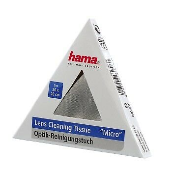 HAMA MICRO LENS CLEANING CLOTH