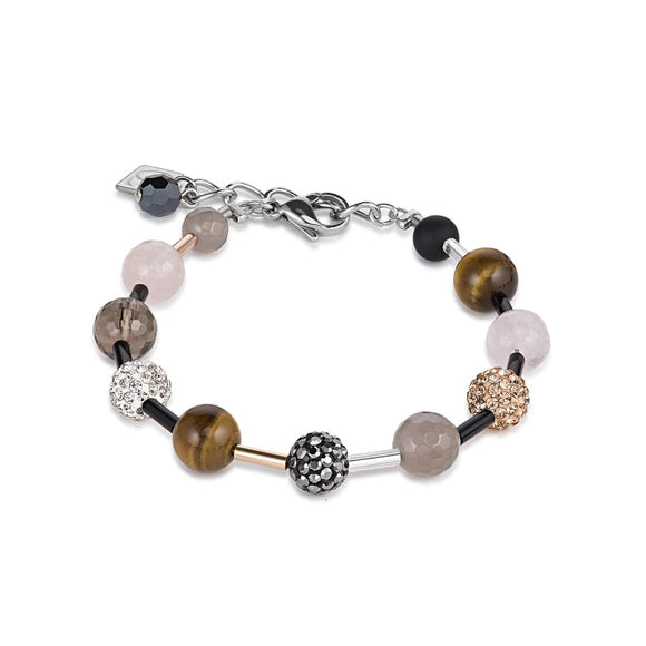 COEUR DE LION TIGERS EYE BRACELET
