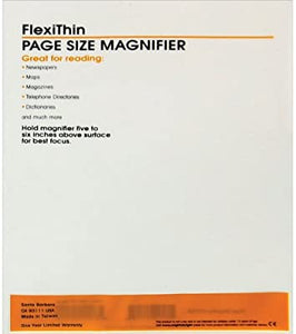 MIGHTY BRIGHT FLEXITHIN PAGE MAGNIFIER