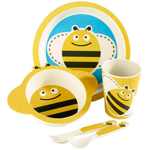 ARTHUR PRICE BAMBOO BEE 5 PIECE CHILD SET
