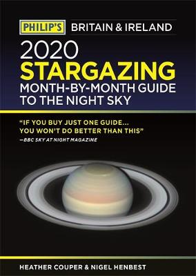 PHILIP'S 2020 STARGAZING MONTH BY MONTH GUIDE TO THE NIGHT SKY