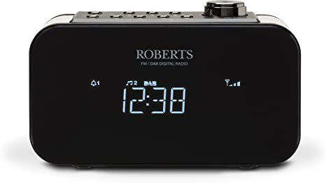 ROBERTS ORTUS 2 DIGITAL ALARM CLOCK