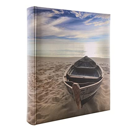 KENRO HOLIDAY BOAT PHOTOGRAPH ALBUM 5X7