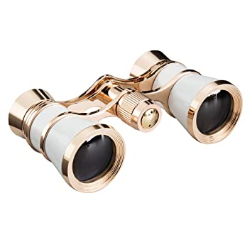 KENRO OPERA GLASSES WHITE 3X25