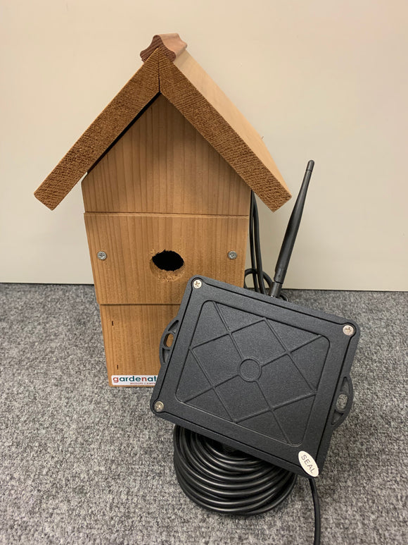 NEST BOX WIRELESS CAMERA SYSTEM