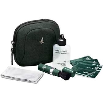 SWAROVSKI CLEANING KIT FOR BINOCULARS & SPOTTING SCOPES