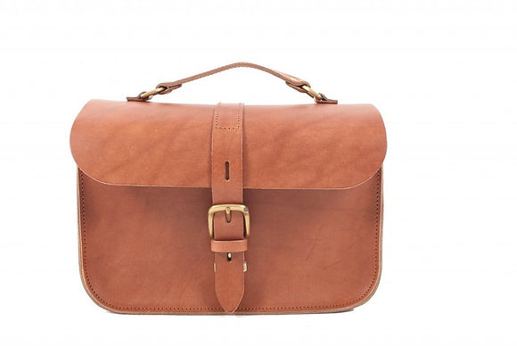 FIG LINCOLN LEATHER CAMERA BAG