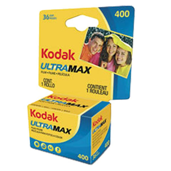 KODAK GOLD ULTRA MAX GC135-36 400ASA FILM