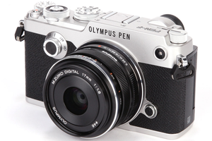 OLYMPUS PEN-F 17MM KIT