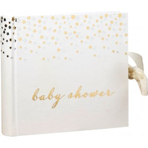 BABY SHOWER PHOTO ALBUM