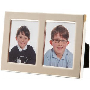 CLASSIC SILVER PLATED TWIN FRAME