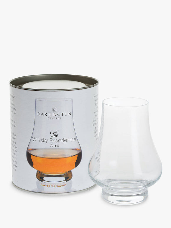 DARTINGTON  WHISKEY GLASS