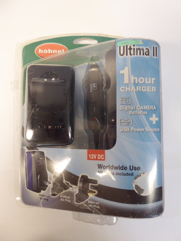 HAHNEL FUJIFILM ONE HOUR BATTERY CHARGER