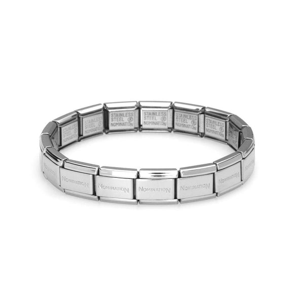 NOMINATION COMPOSABLE STAINLESS STEEL BASE BRACELET