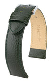 HIRSCH LEATHER KANSAS STRAP MEDIUM