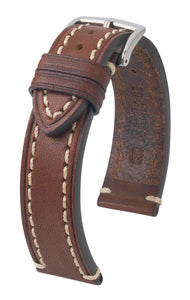 HIRSCH LEATHER LIBERTY STRAP LONG
