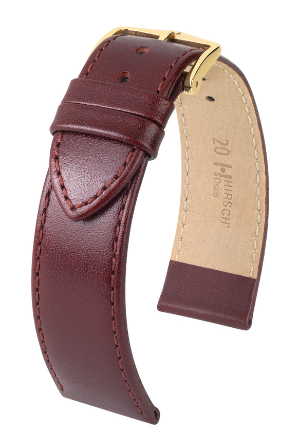 HIRSCH LEATHER OSIRIS STRAP LONG