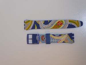 SWATCH STRAP SILKY WAY