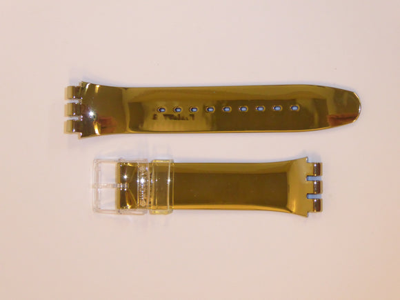 SWATCH STRAP GOLDENALL