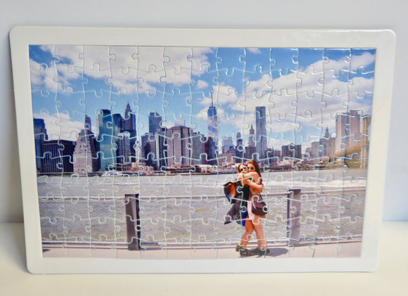 130 PIECE PHOTO JIGSAW PUZZLE