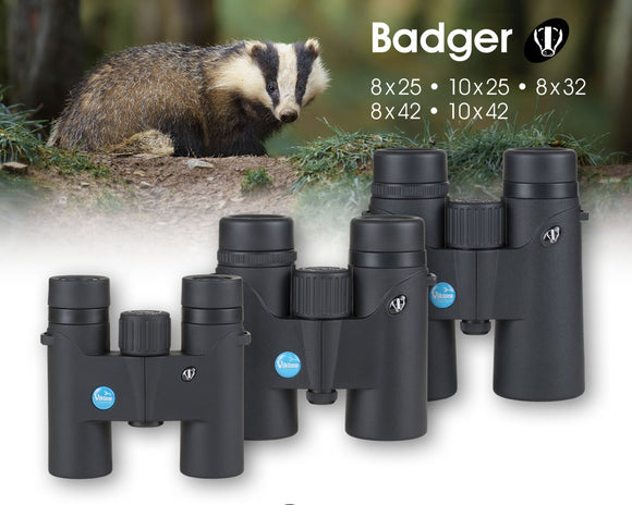 VIKING BADGER BINOCULARS