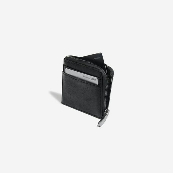 STACKERS ZIPPED ID CASE