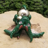 Thaybel - Hand Sculpted Mini Polymer Clay Dragon Ornament - Wicked Winglings