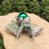 Thaig - Hand Sculpted Polymer Clay Dragon Ornament - Wicked Winglings