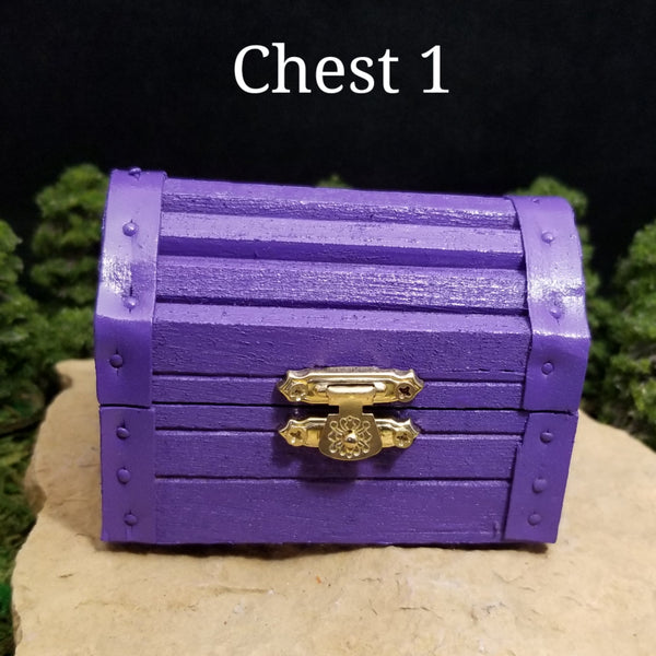 Mystery Chest 1 - Wicked Winglings